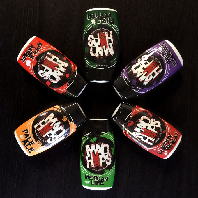 Mad Hops Flavored Brew Drops