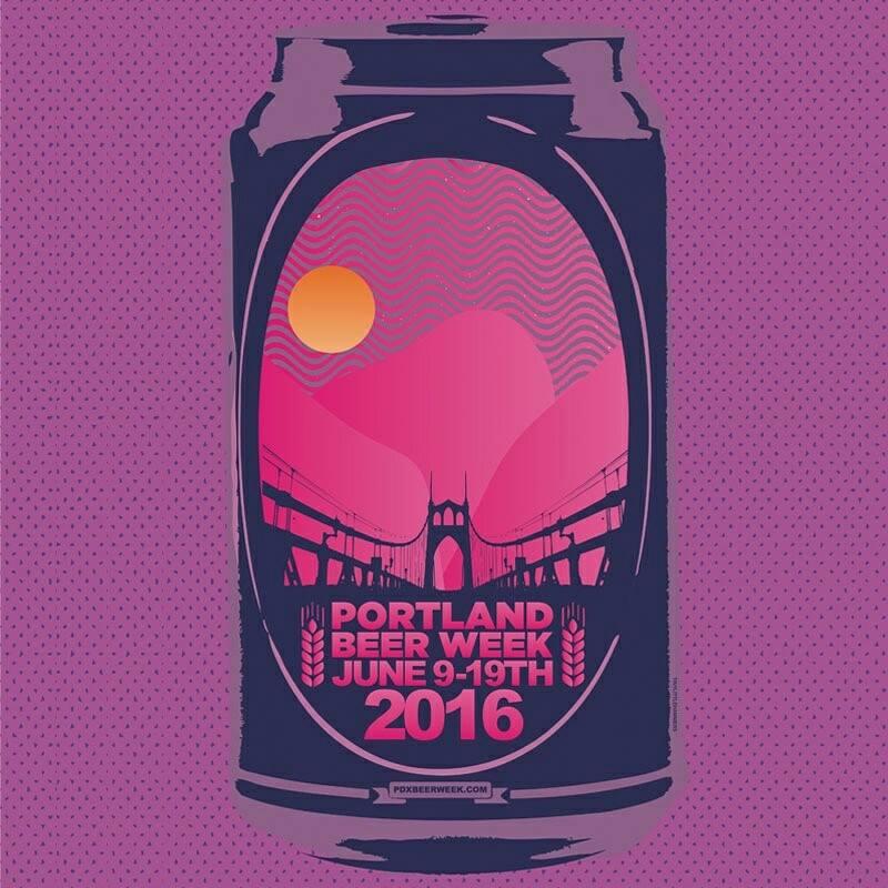 2016 PDX Beer Week
