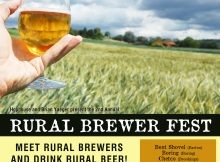 2nd Annual Rural Brewer Fest Flyer
