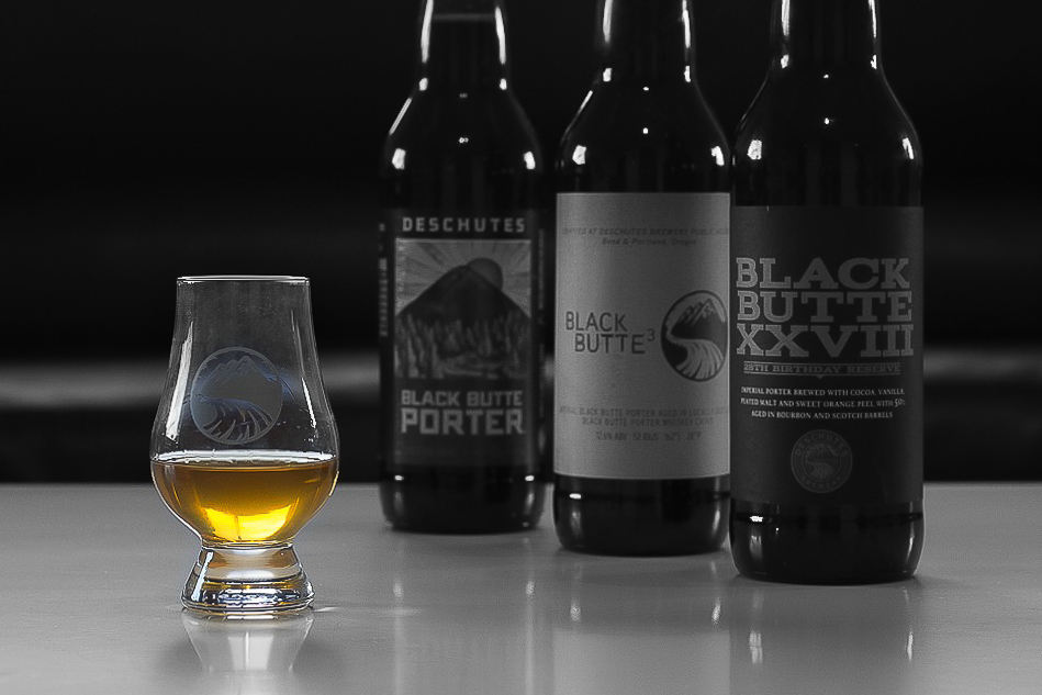 Black Butte Whiskey will see the light of the day in the coming months. This will be a very limited release. (image courtesy of Deschutes Brewery)