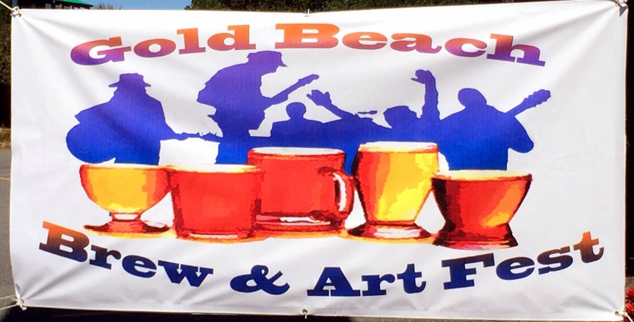 Gold Beach Brew & Art Fest