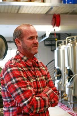 Martin Hospitality President Ryan Snyder. (image courtesy of Public Coast Brewing Co.)