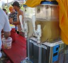The Beer Slushie Machine at the 2015 Portland Craft Beer Fest. (FoystonFoto)