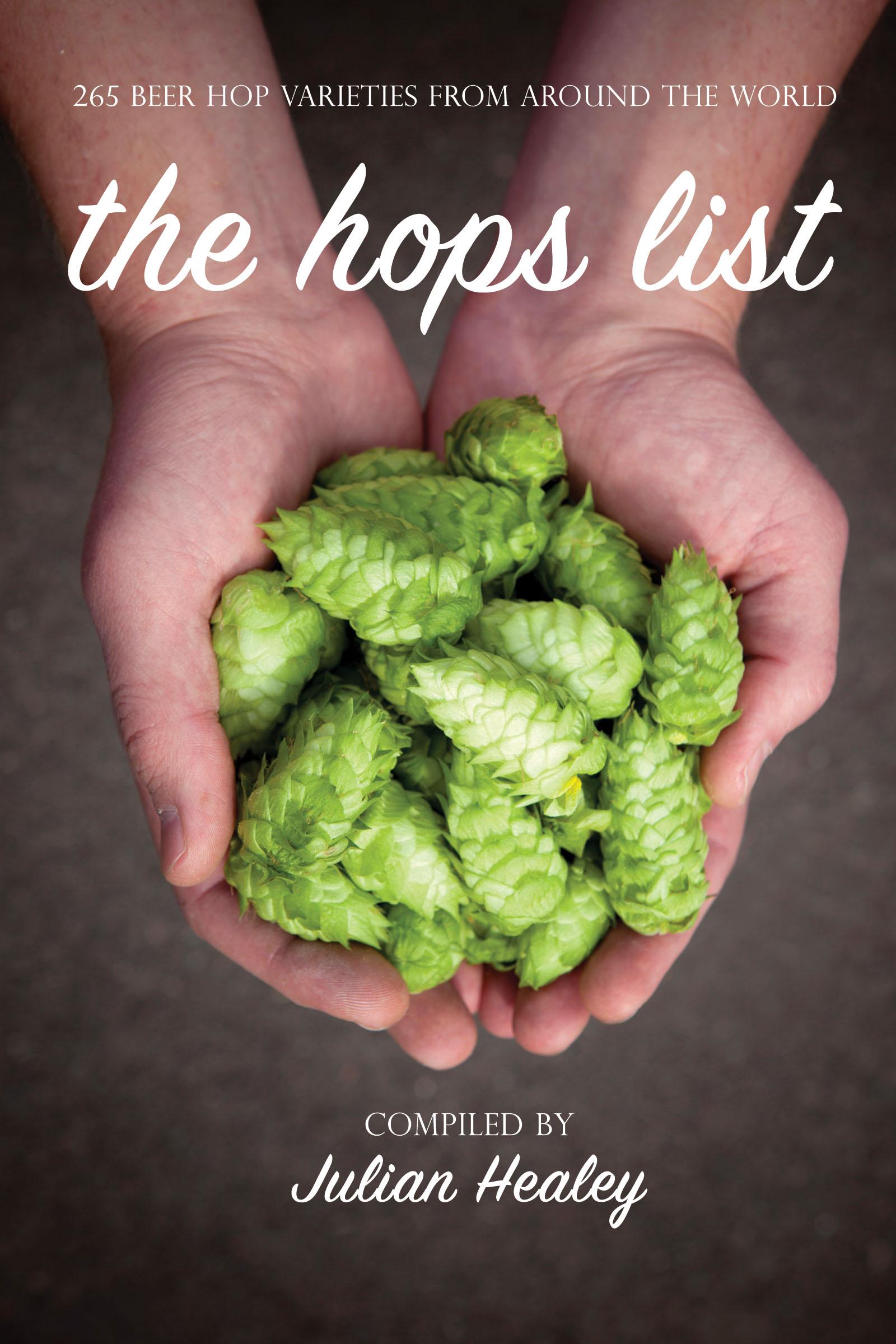 The Hops List by Julian Healey
