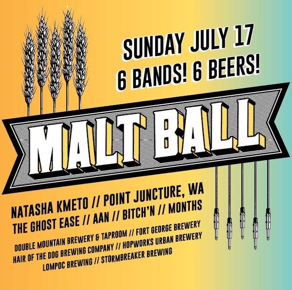 5th Annual Malt Ball