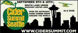 Cider Summit Seattle 2016