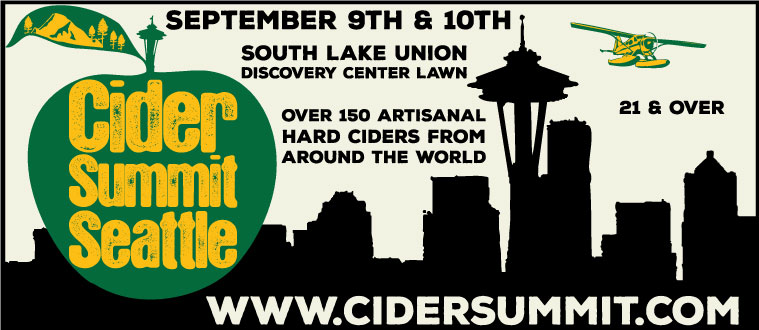 Cider Summit Seattle 2016