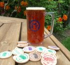 For 2016, the Oregon Brewers Festival will use a 12 oz. clear styrene plastic, free of BPA and phthalates mug. (image courtesy of the Oregon Brewers Festival)
