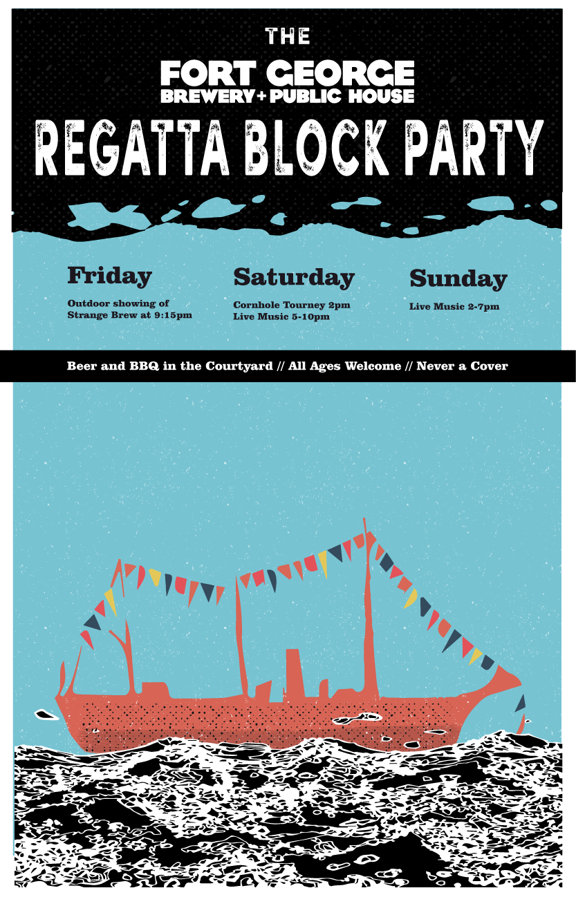 Fort George Regatta Block Party
