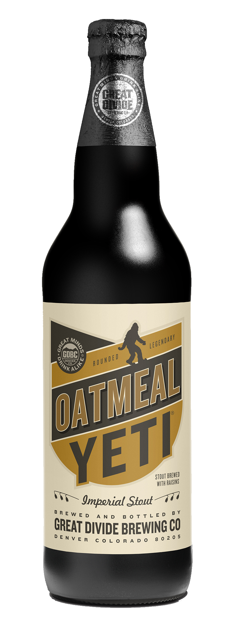 Great Divide Oatmeal Yeti