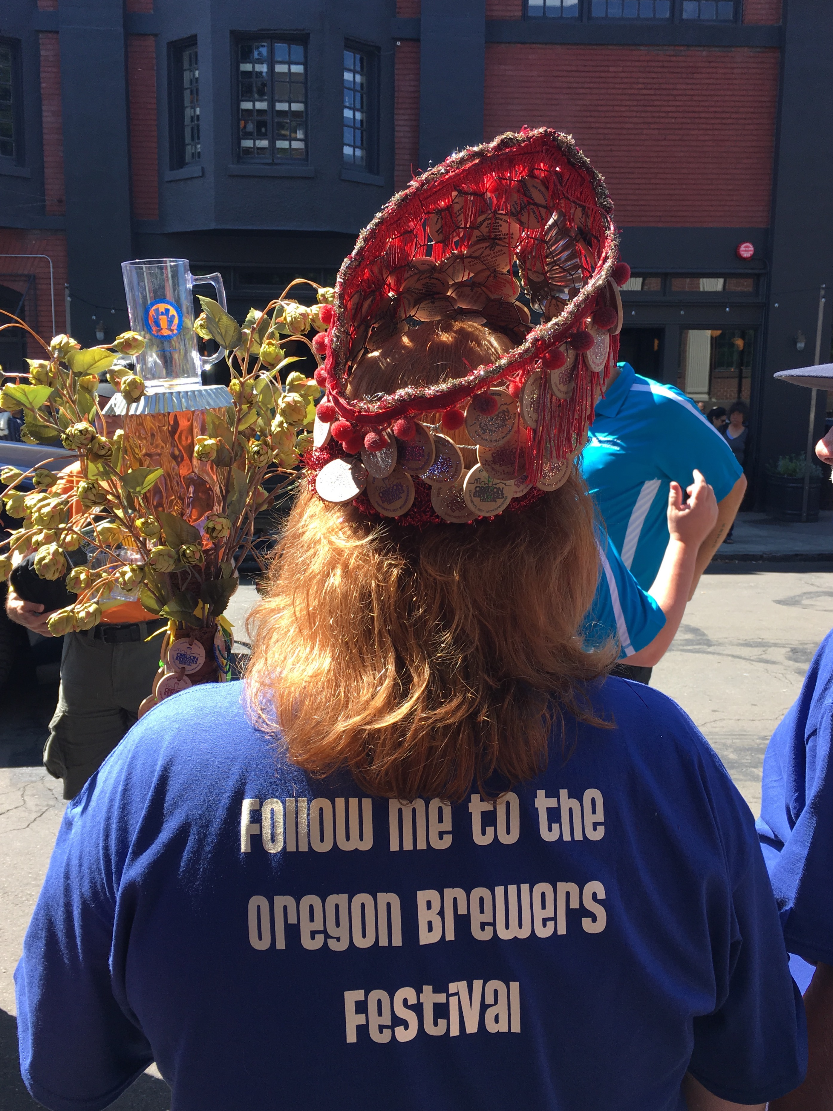 Lisa Morrison is set to lead the 2016 Oregon Brewers Festival Parade as its Grand Marshal.