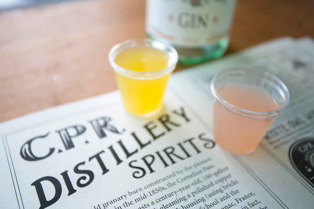 2nd Annual Oregon Distillers Festival, Edgefield. (image courtesy of McMenamins)