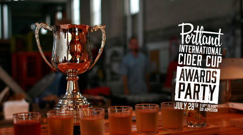Portland International Cider Cup Awards Party 2016