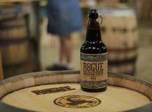 Rogue Rolling Thunder Imperial Stout. (image courtesy of Rogue Ales)