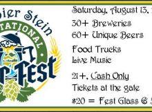 The Bier Stein Invitational Beer Fest
