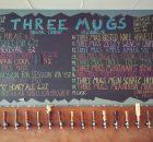 Three Mugs Brewing 3rd Anniversary. (image courtesy of Three Mugs Brewing)