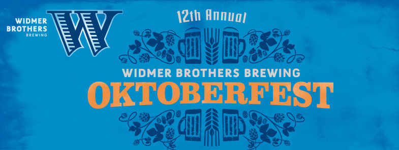 12th Annual Widmer Brothers Brewing Oktoberfest 2016