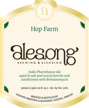 Alesong Hop Farmt