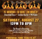 Beaverton Craft Beer Festival Poster_Final
