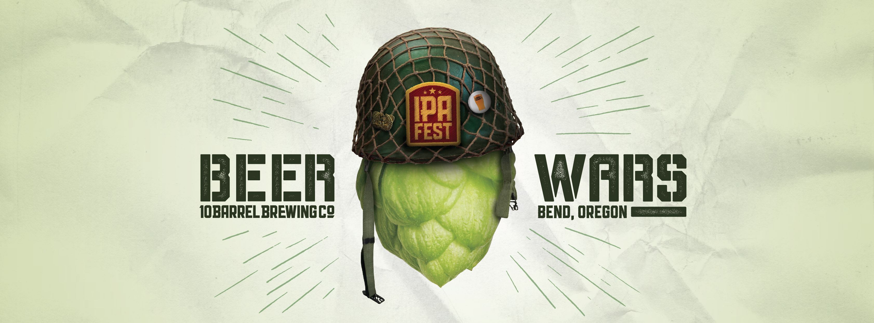 Beer Wars from 10 Barrel Brewing in Bend, Oregon