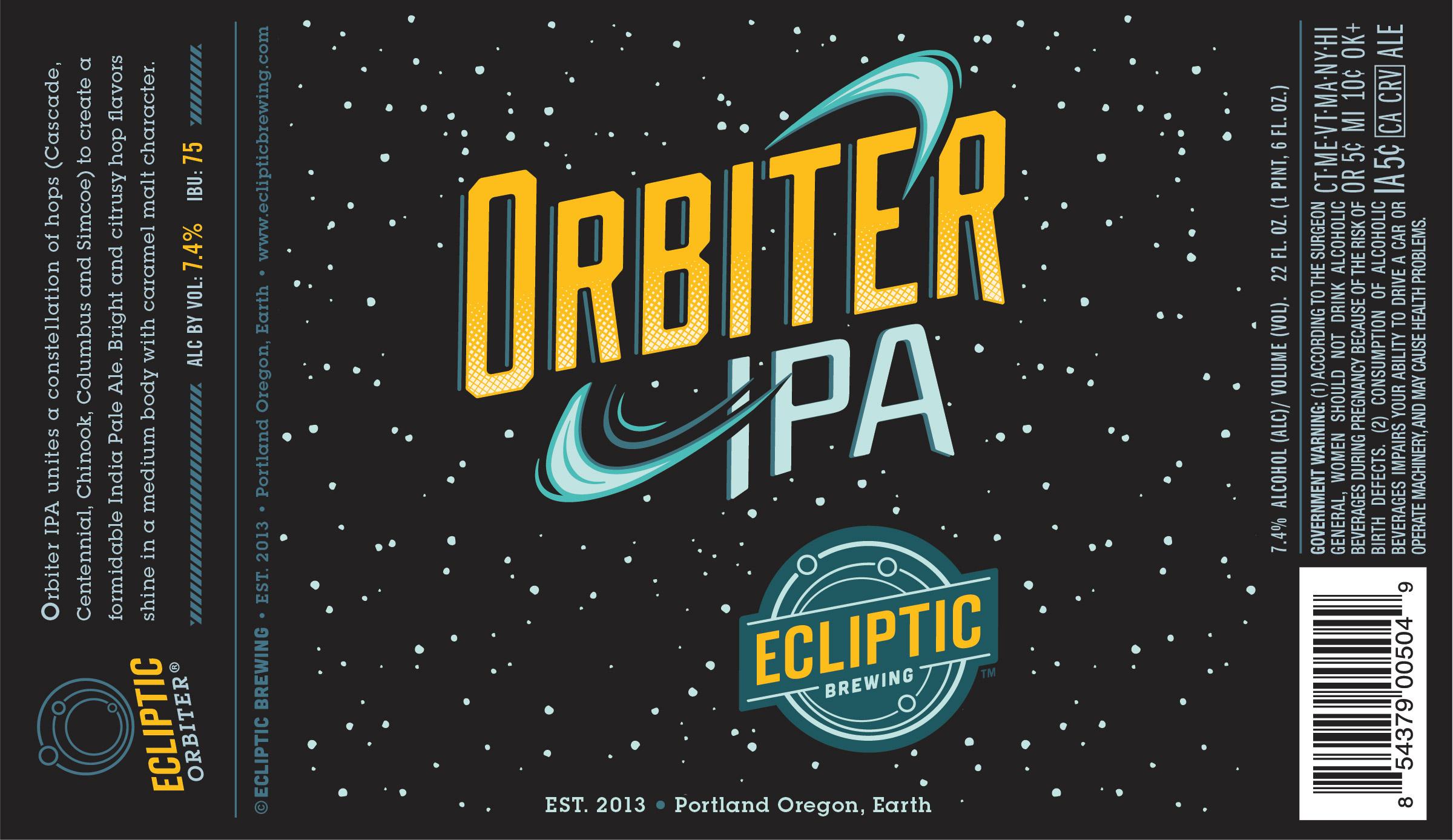 Ecliptic Orbiter IPA