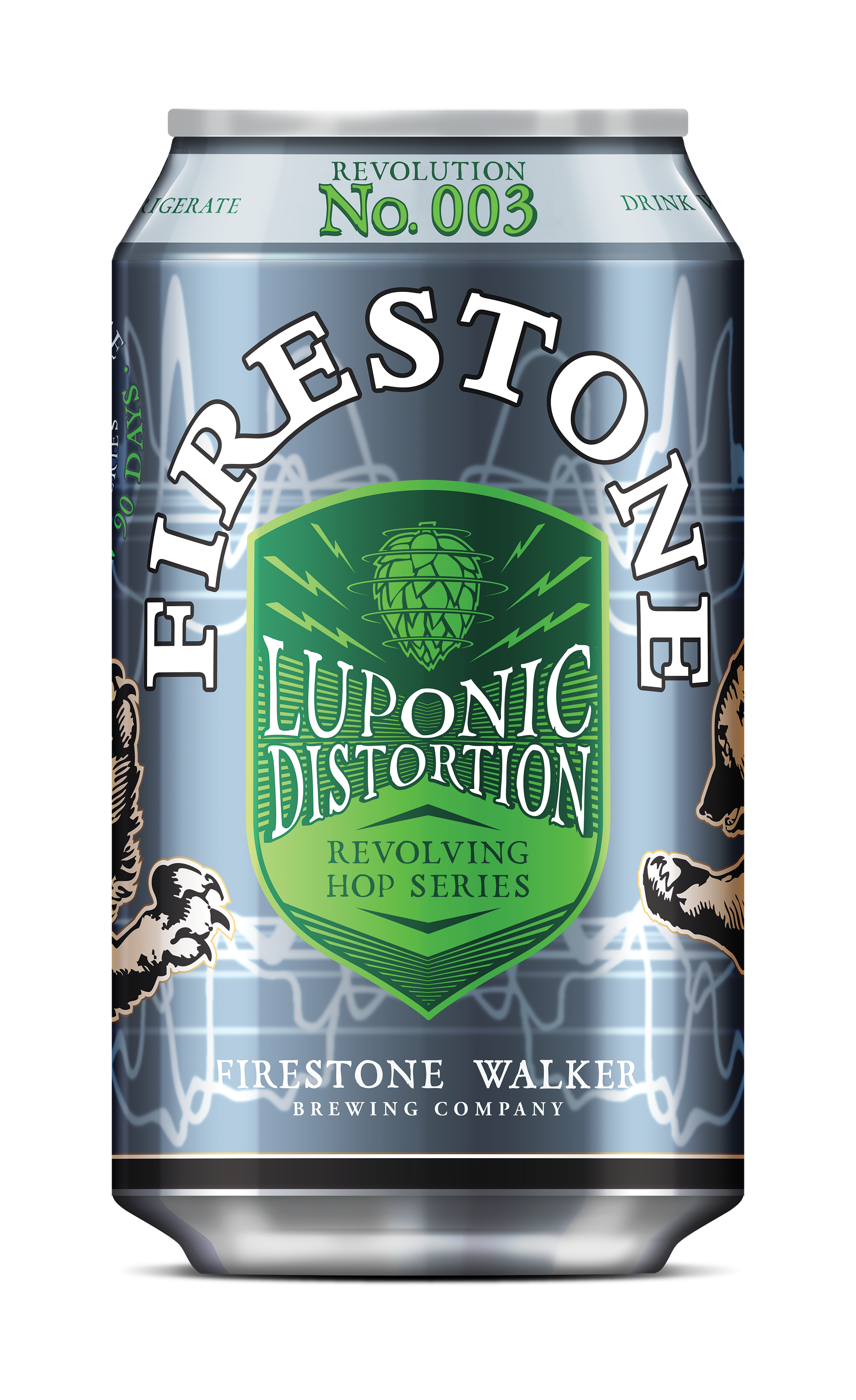 Firestone Walker Luponic Distortion No.003 12oz Can