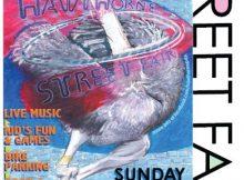 Hawthorne Street Fair 2016 Poster