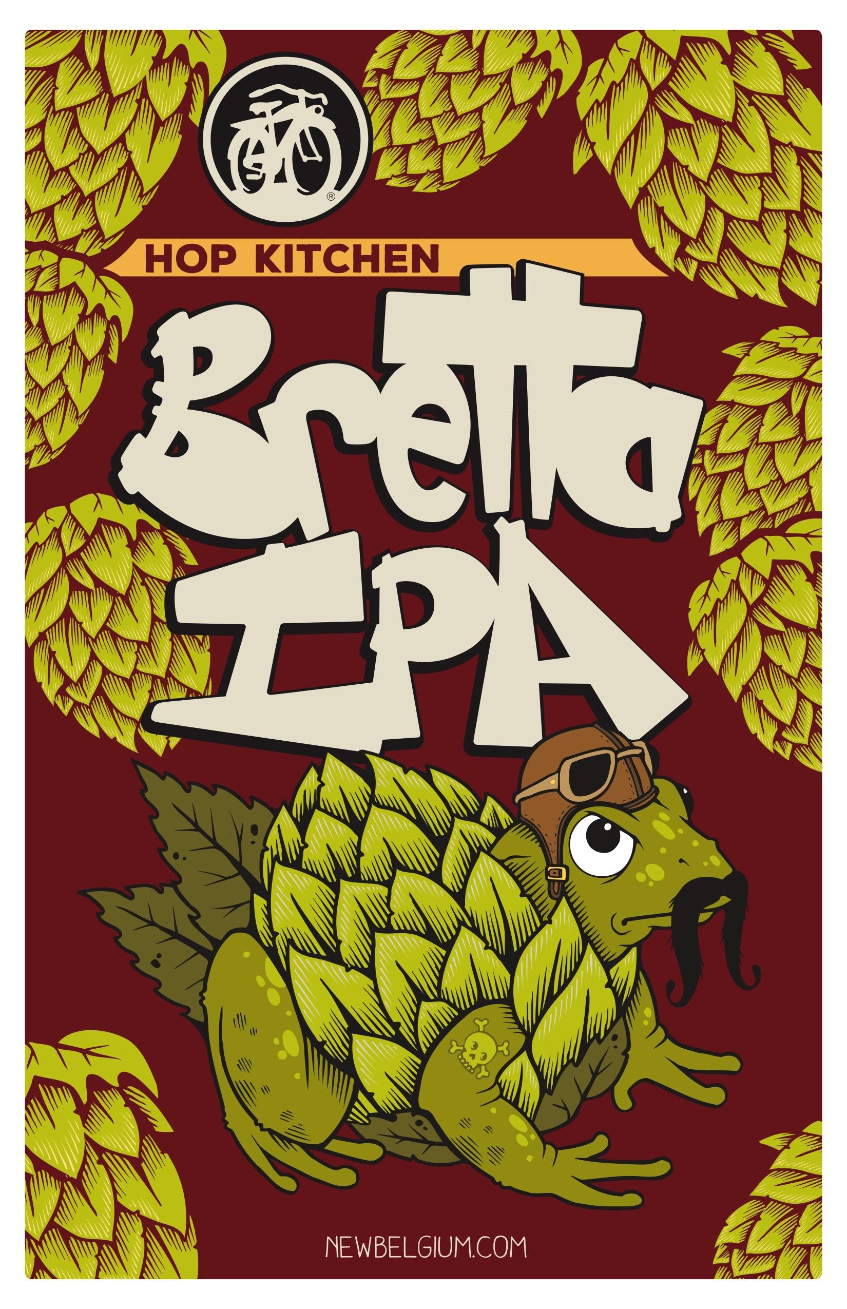 Hop_Kitchen_-_Bretta_IPA_Poster