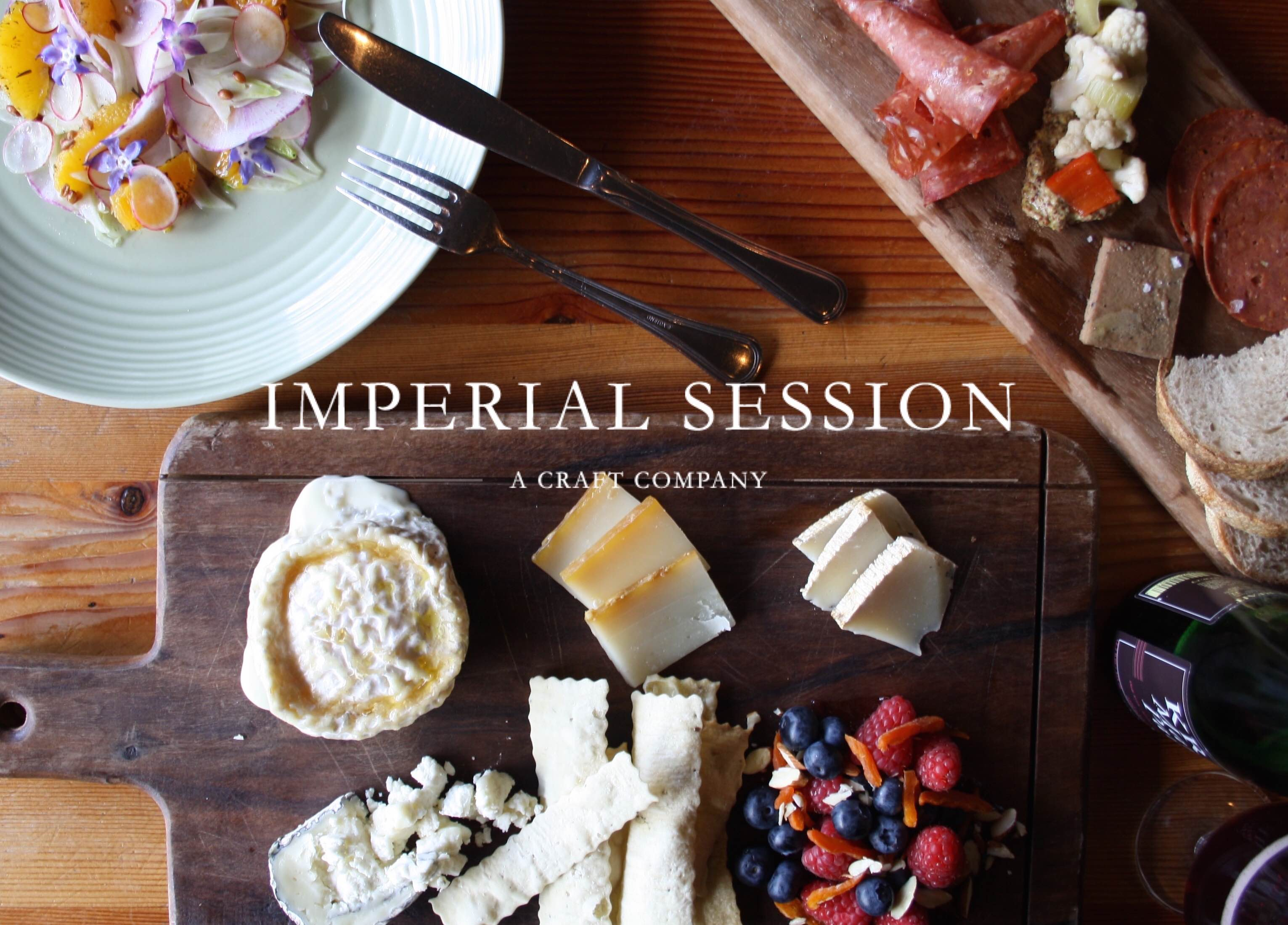 Imperial Session - A Craft Company
