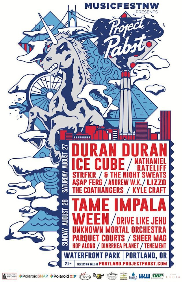 MFNW Presents Project Pabst Portland