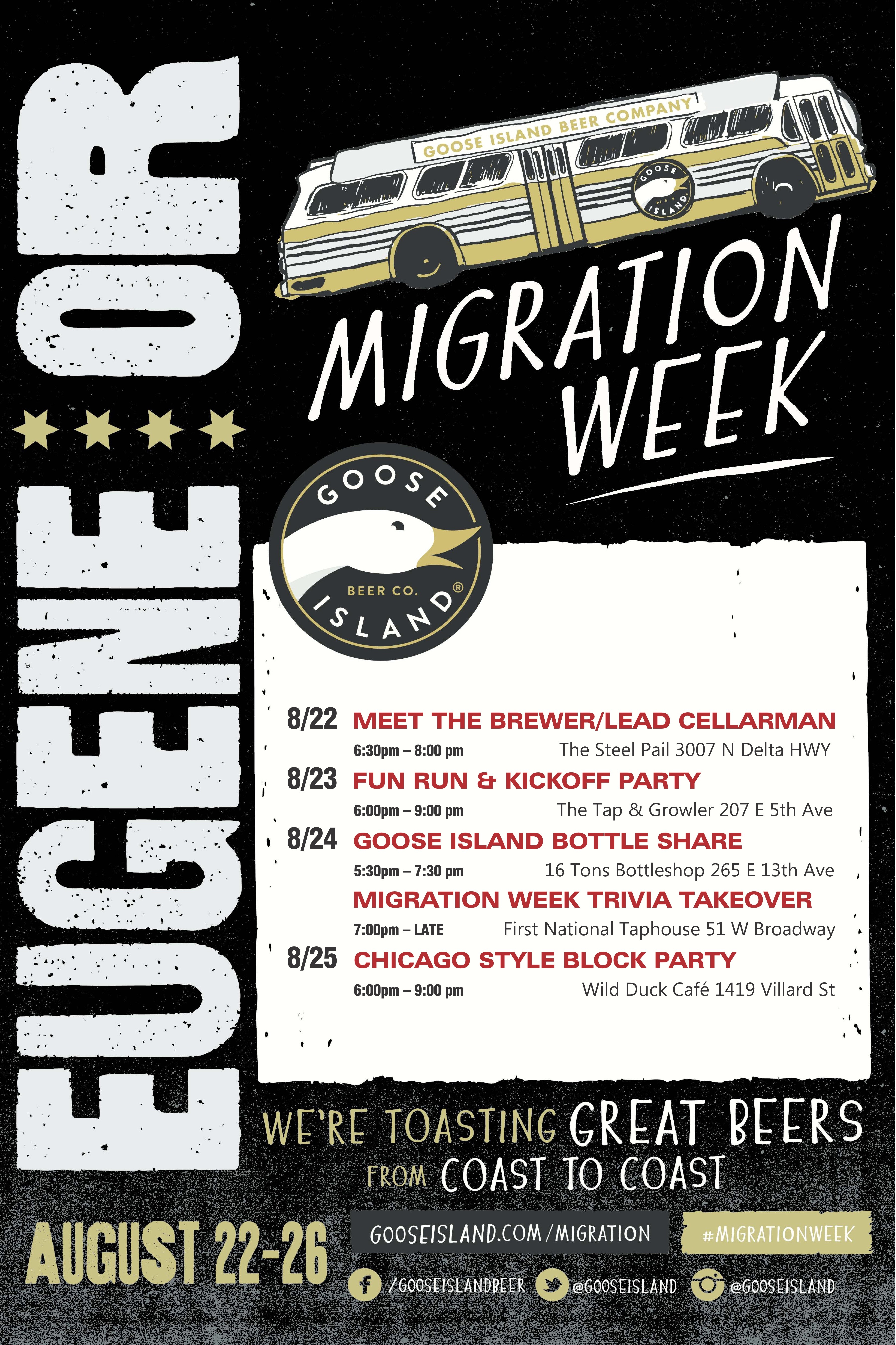Migration Week All Events