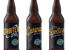 New labels for Ecliptic Brewing will hit store shelves in the near future. (image courtesy of Ecliptic Brewing)