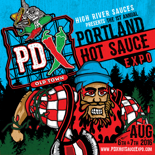 PDX Hot Sauce Expo
