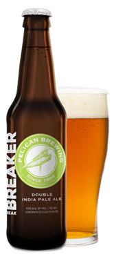 Pelican Brewing Company Beak Breaker Imperial IPA.