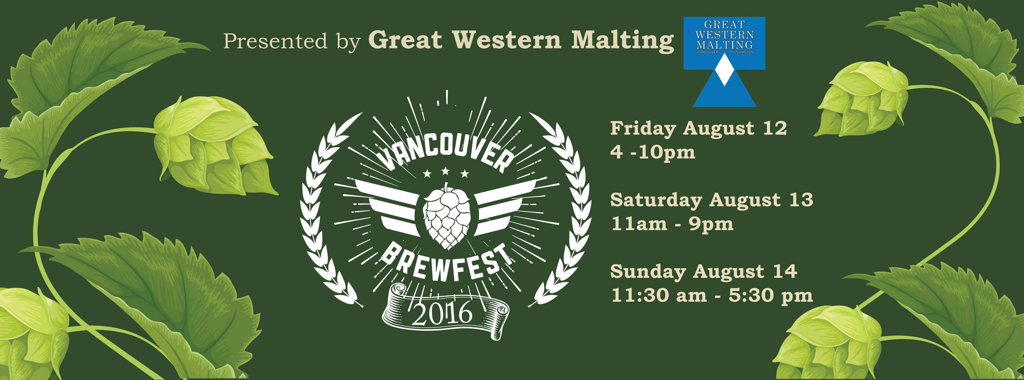 Vancouver Brewfest 2016 Summer