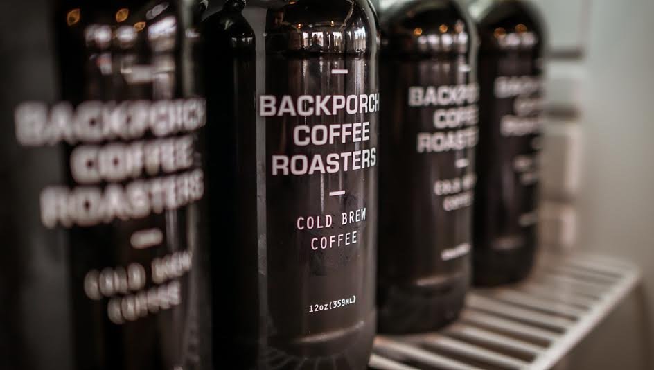 Backporch Coffee Roasters Cold Brew. (image courtesy of Boneyard Beer)