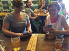 Cascadian Cribbage Club at The BeerMongers. (photo by Angelo De Ieso)