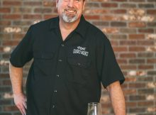 Former Stone Brewing Brewmaster Mitch Steele. (image courtesy of Stone Brewing)