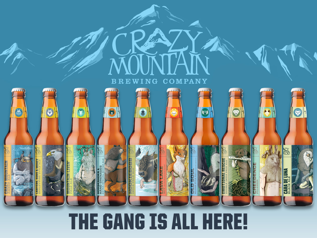 crazy-mountain-brewing-lineup