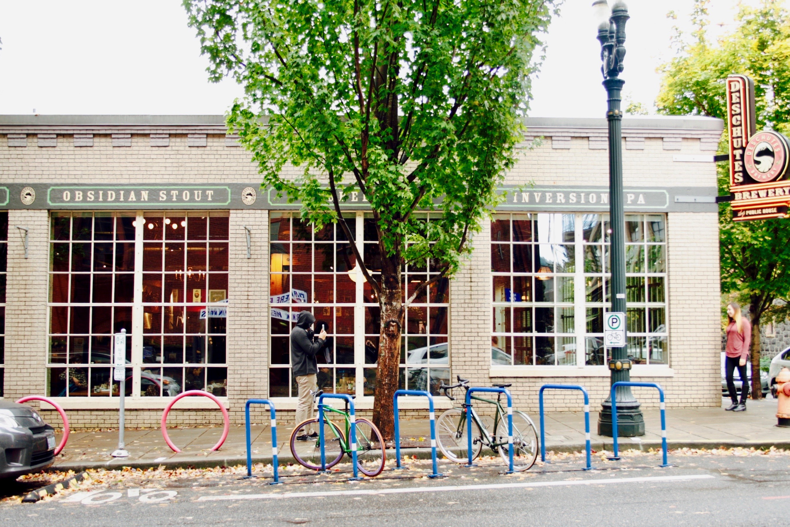 Deschutes Brewery and Public House in Portland, Oregon. (photo by Ryan Spencer)