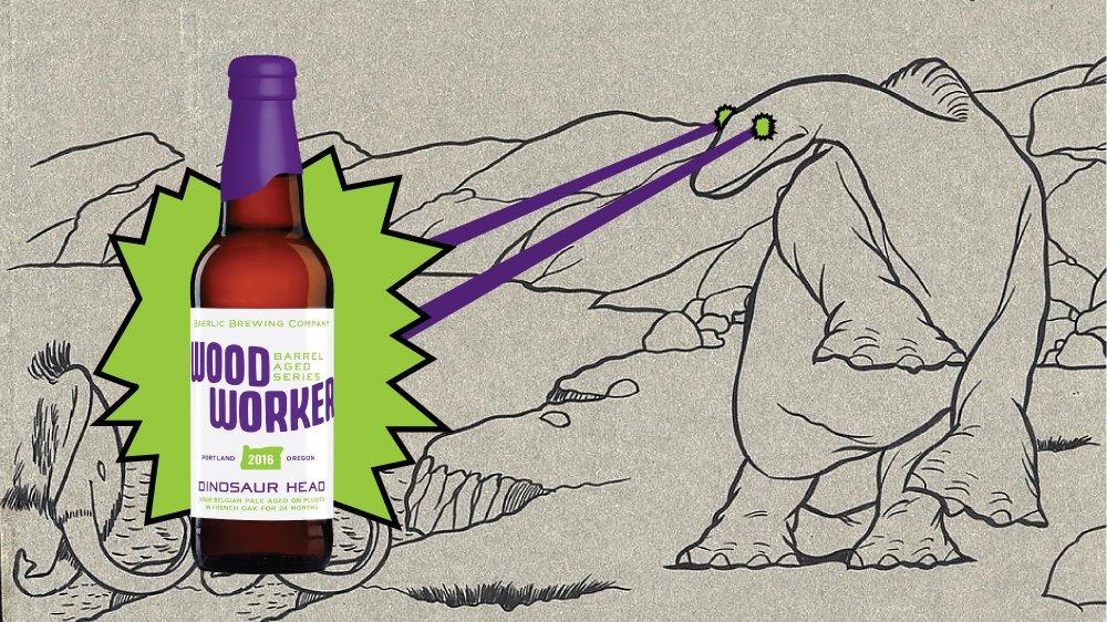 baerlic-brewing-woodworker-dinosaur-head