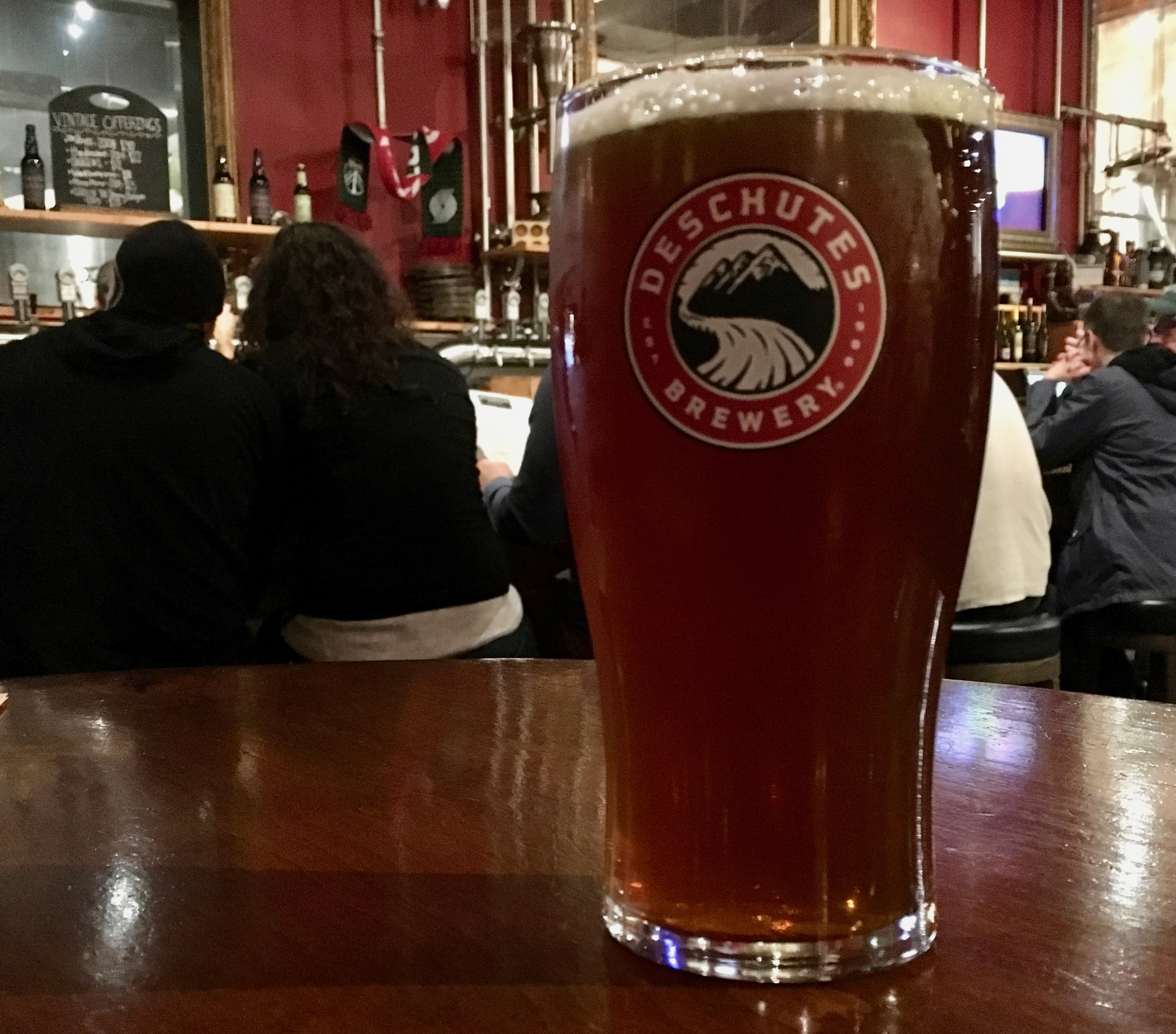 Deschutes Brewery and Bee Local Collaborate On Honey Nut Beerio. This beer is available on draft at the Bend and Portland Public Houses, Lardo and Irving Street Kitchen for a limited time.