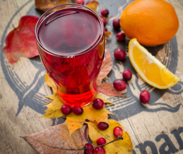 Crangerine Dream, McMenamins' new Winter Seasonal Cider. (image courtesy of McMenamins)