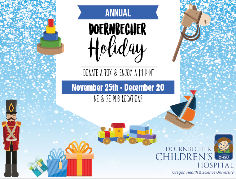 laurelwood-brewing-annual-doernbecher-holiday-toy-drive