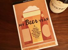 My Beer Year by Lucy Burningham.