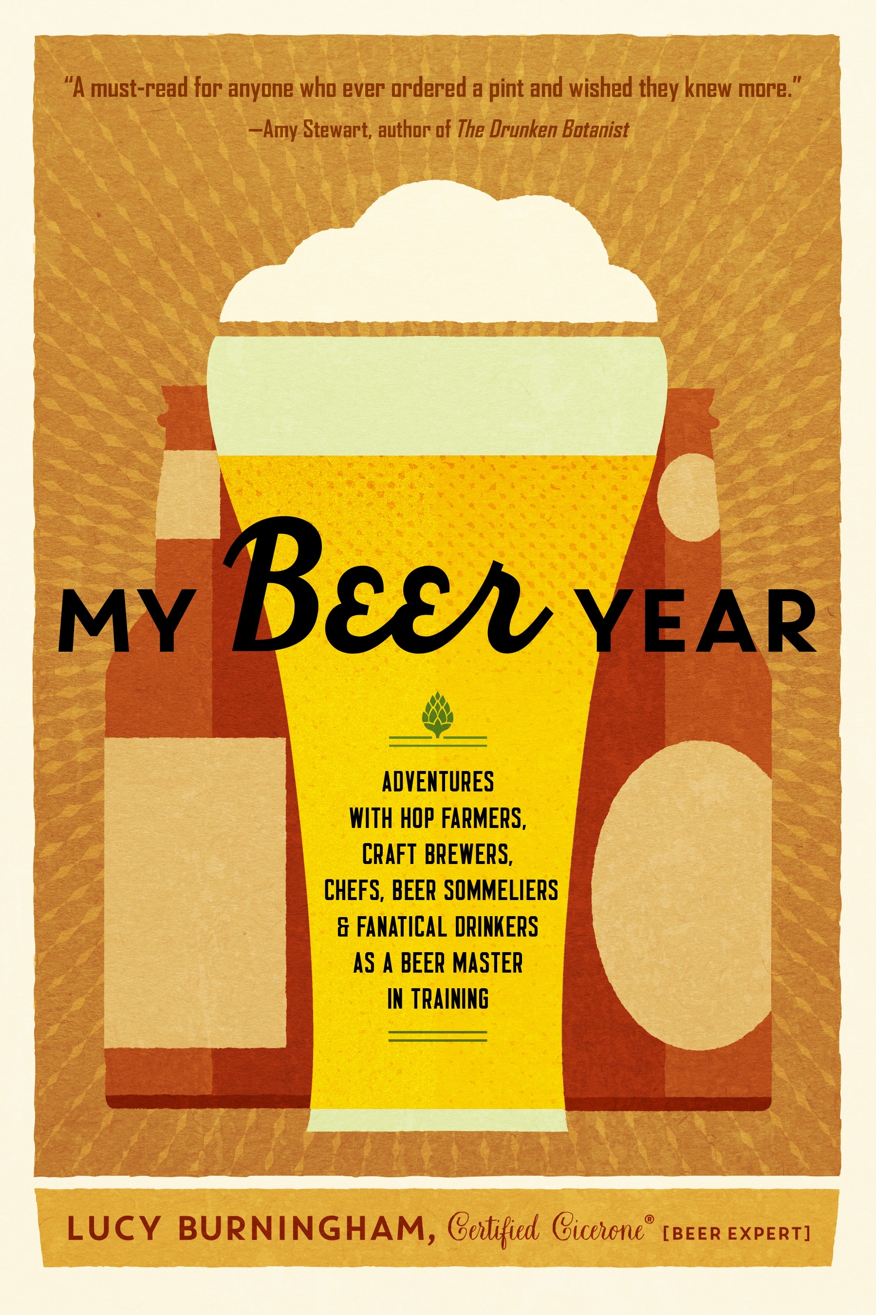 My Beer Year by Lucy Burningham