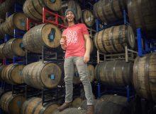 Ryan Buxton takes over as Head Brewer at Ex Novo Brewing in Portland, Oregon. (image courtesy of Ex Novo Brewing)