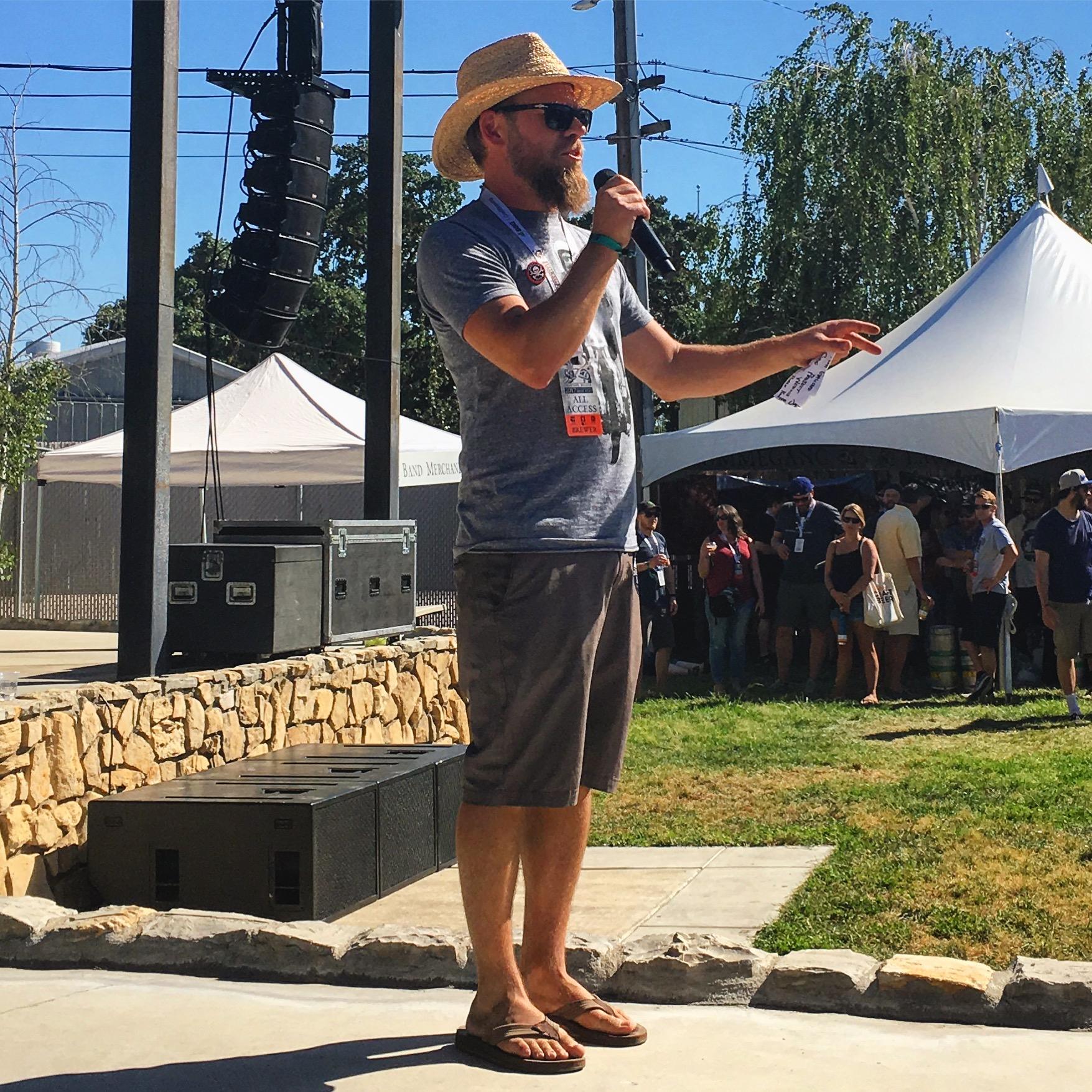 What A Weekend! Attending the 2017 Firestone Walker Invitational Beer Fest.... : BREWPUBLIC.com ...