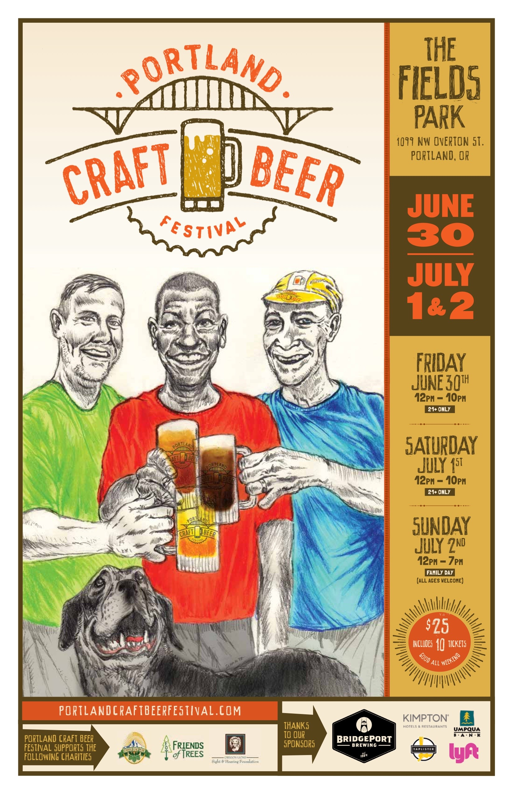 68e6379529b As Portland becomes a popular travel destination for the 4th of July  weekend, the beer festival that was founded two years ago has become a  staple on the ...