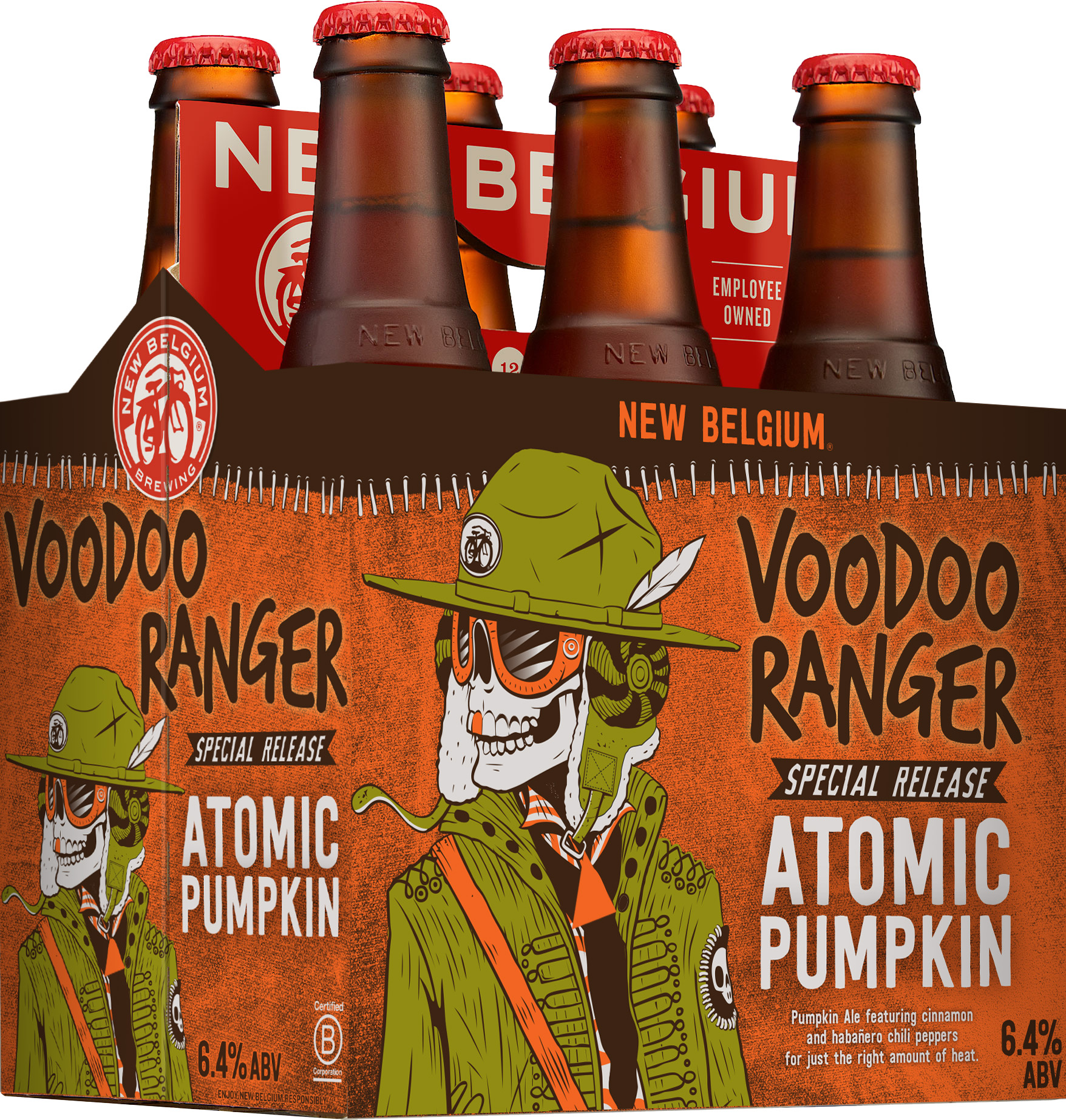 New Belgium Brewing Introduces Atomic Pumpkin Ale